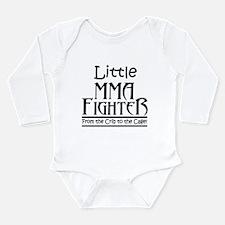 Little MMA Fighter - Crib to Long Sleeve Infant Bo