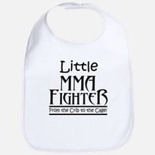 Little MMA Fighter - Crib to Bib
