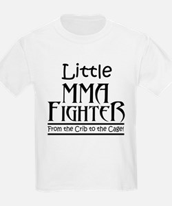 Little MMA Fighter - Crib to T-Shirt