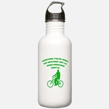 Climate Change Water Bottle