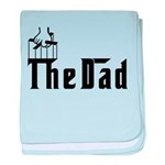 Fun The Dad baby blanket