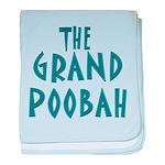 Grand Poobah baby blanket