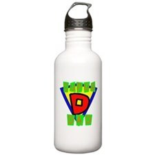 Superhero Super Dad Water Bottle
