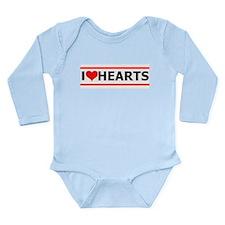 Mugs for Doctors Long Sleeve Infant Bodysuit