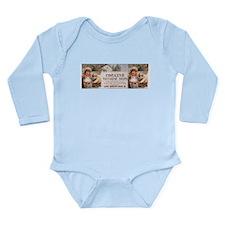 Mug for Dentists Long Sleeve Infant Bodysuit