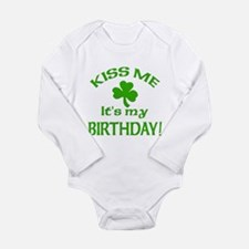 Cute Born to be 21 Long Sleeve Infant Bodysuit