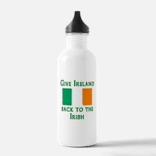 Unique St. pattys Water Bottle