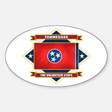 Tennessee Flag Decal