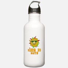 Sunny Cinco de Mayo Water Bottle