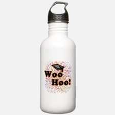 Cute Graduation Water Bottle