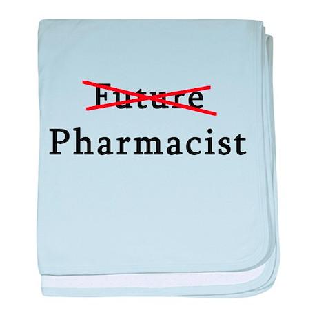 Future Pharmacist No More baby blanket
