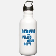 Cool Think snow Water Bottle