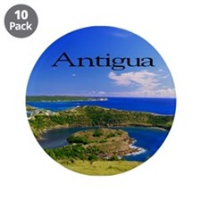 "Antigua 3.5"" Button (10 pack)"