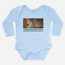 Cute Carina Long Sleeve Infant Bodysuit