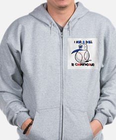 I had a Ball in Cooperstown Zip Hoodie