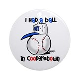 Cooperstown Ornaments