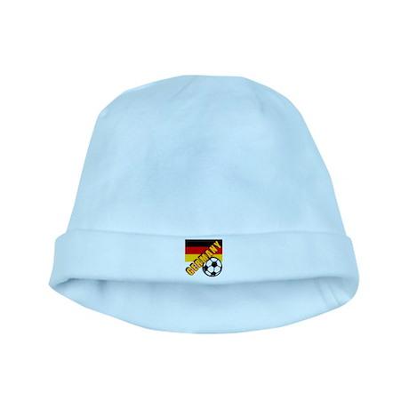 GERMANY World Soccer baby hat