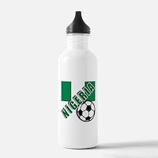 World Soccer NIGERIA Water Bottle