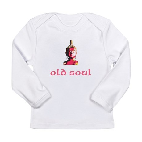 New Baby Old Soul Long Sleeve Infant T-Shirt