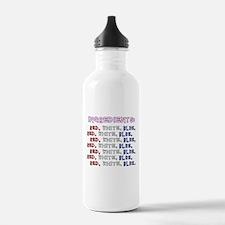 Cute First 4th july Water Bottle