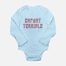 French Enfant Terrible Long Sleeve Body Suit