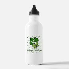 My First St Patricks Day Water Bottle