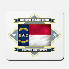 North Carolina Flag Mousepad