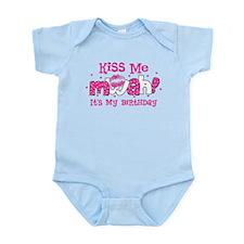 MWAH Birthday Infant Bodysuit