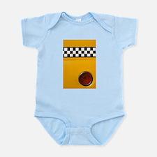 Checker Cab No.1 Infant Bodysuit