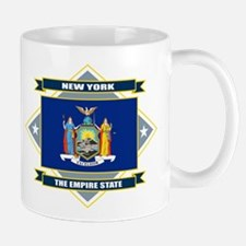 New York Flag Mug