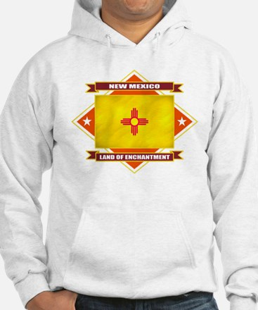 New Mexico Flag Hoodie