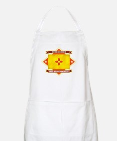New Mexico Flag Apron