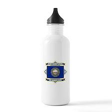 New Hampshire Diamond Water Bottle