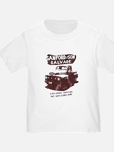 SANFORD & SON SALVAGE T