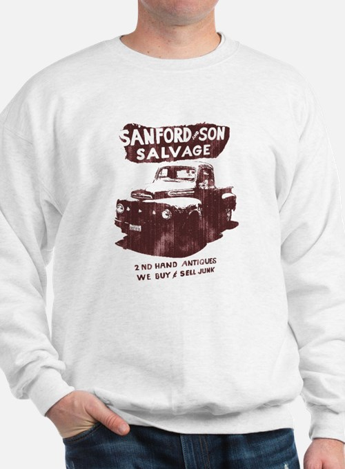 SANFORD & SON SALVAGE Jumper