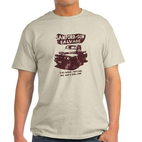 SANFORD & SON SALVAGE Light T-Shirt