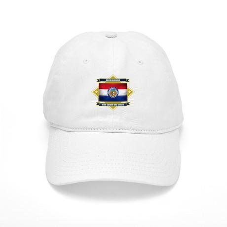Missouri Flag Cap