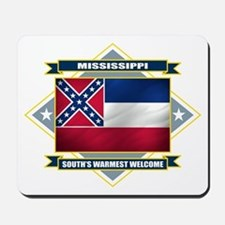 Mississippi Flag Mousepad