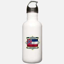 Mississippi Diamond Water Bottle