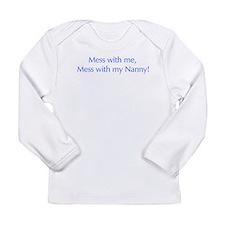 messwnanny Long Sleeve T-Shirt