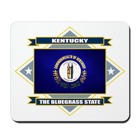 Kentucky Flag Mousepad