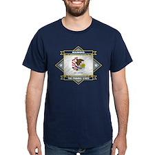 Illinois Diamond T-Shirt