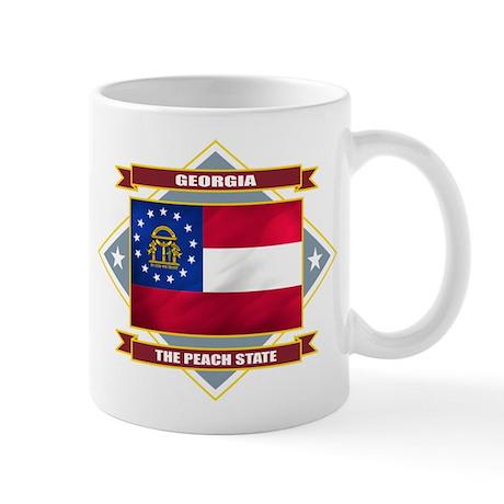 Georgia Flag Mug