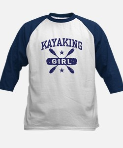 Kayaking Girl Tee