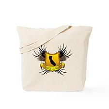 Banner, Heart & Wings - Los A Tote Bag