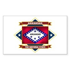 Arkansas Flag Decal