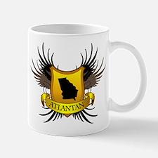 Banner, Heart & Wings - Atlan Mug