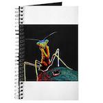 Solarized Preying Mantis Journal