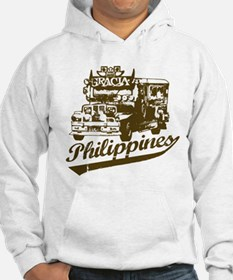 Philippines Jeepney Jumper Hoody