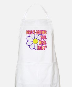 Who's Driving You, Miss Daisy? Apron